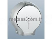 Krom Jumbo Tuvalet Kağıdı Dispenseri