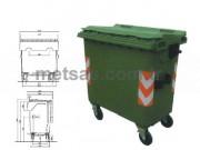 Plastik Çöp Konteyneri 770LT