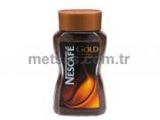 Nescafe Gold Cam Şişe 200gr