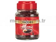 Jacobs Aroma Cam Şişe 200gr