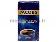 Jacobs Night&Day Kafeinsiz Filtre Kahve 250gr