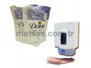 Softcare Line Dove Cream Wash Krem Sabun 830gr 6'lı Koli