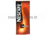 Nescafe Cappucino Şekersiz Kutu 125gr