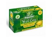 Doğadan Nane Limonlu Yeşil Çay 20'li pk
