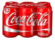 Coca Cola Kutu 330ml 24'lü Koli