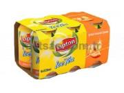 Lipton Ice Tea Şeftali Light Kutu 330ml 24'lü Koli