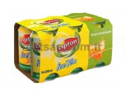 Lipton Ice Tea Mango Kutu 330ml 24'lü Koli