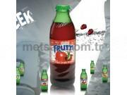 Uludağ Frutti Vişne 20cl 24'lü Koli
