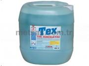 Tex Profesyonel Yer Temizlik Sıvısı 30kg