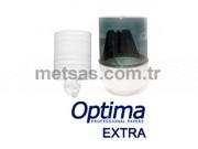 Optima Extra Ortadan Çekme Havlu Çift Kat 500ypr 6'lı Koli