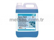 Suma Multi D2 Çok Amaçlı Yüzey Temizleyici Deterjan 20,2kg