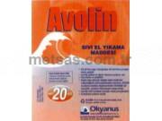 Avolin Quality Sıvı El Sabunu pH:5,5 Beyaz 30kg