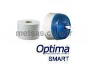 Optima Smart Tuvalet Kağıdı Çift Kat 200mt 6'lı Koli