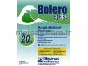 Bolero Rinse Bulaşık Makinaları için Parlatıcı 30kg