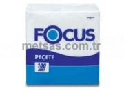 Focus Peçete 30x30cm 100'lü pk