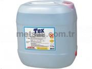 Tex Profesyonel Bulaşık Makineleri İçin Sıvı Yıkama Maddesi 35kg