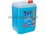 Tex Sıvı Sabun pH:5.5 Sedefli Antibakteriyel 5kg